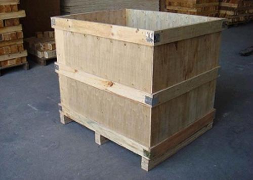 普通出口熏蒸木箱